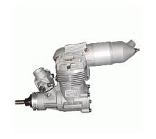 image: Motor termic ASP36A (5.8 cc) pentru aeromodele