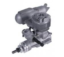 image: Motor termic ASP46A (7.5 cc) pentru aeromodele