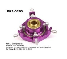image: HBK2 Upgrade Alu Swashplate EK5-0203