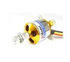 image: Motor BL A2217-8T Outrunner, KV 1110, 18A