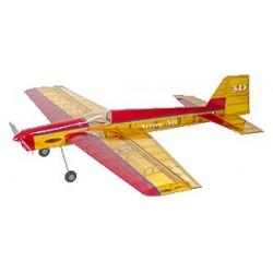 Aeromodel Arrow 3D, ARF electric