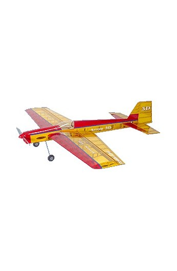 image: Aeromodel Arrow 3D, ARF electric