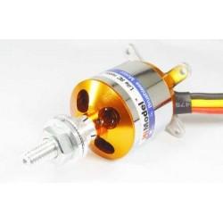 Motor BL A2820-06 Outrunner, KV 1000, 37A