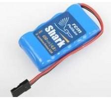 image: Acumulator receptie NiMH 4,8V/ 650 mAh (KAN)