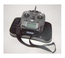 image: Suport radiocomanda Hitec Optic 6