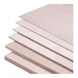 Placaj plop usor 3 mm, 40x62 cm, 3 straturi (Liteply)