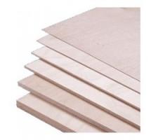 image: Placaj plop usor 3 mm, 42x62 cm, 3 straturi (Liteply)
