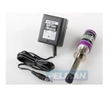 image: Incalzitor bujie TT cu baterie 2400 mAh si incarcator