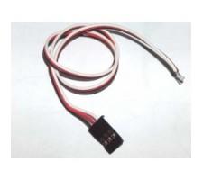image: Cablu servo 20 cm cu conector Futaba mama FU-006