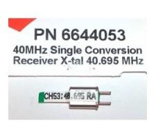 image: Cristal Hitec Rx simpla conversie, 40 MHz