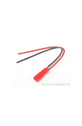image: Conector JST tata cu cablu