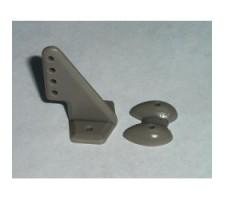 image: Parghie suprafete control, 20x27mm 4 gauri, 4 buc.