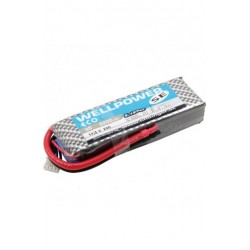 Acumulator LiPo WellPower SE ECO 11.1V 2200 mAh, 25/50/3C