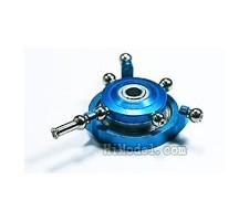 image: GL450C CCPM metal swashplate GL1111 (Blue)