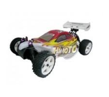 image: Automodel buggy 1:10 cu motor, HiMoto