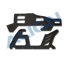 image: T-Rex450 Main Frame (BLACK) HS1244T-1-00