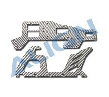 image: T-Rex450 Main Frame (SILVER) HS1244T-75