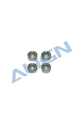 image: T-Rex450 Bearings (MR52ZZ) HS1033