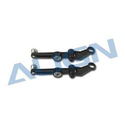 T-Rex250 H25011-00 Metal Washout Control Arm/Black