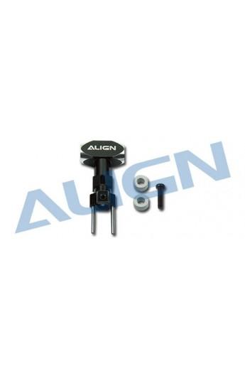 image: T-Rex250 H25004-00 Metal Rotor Housing/Black
