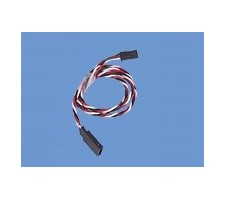 image: Cablu prelungitor servo 90 cm, Futaba FU-016