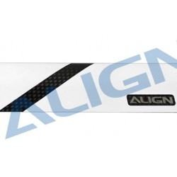 T-Rex450 Carbon Rotor Blade/3K 325 mm - AHD320TA