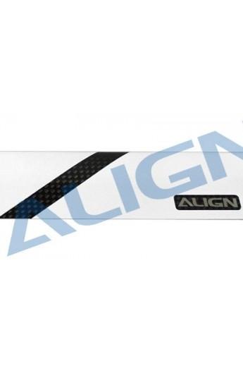 image: T-Rex450 Carbon Rotor Blade/3K 325 mm - AHD320TA