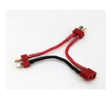 Cablu conversie Dean pentru conectare in serie a 2 acumulatori