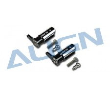 image: T-Rex250 H25003-00 Metal Main Rotor Holder Set/Black