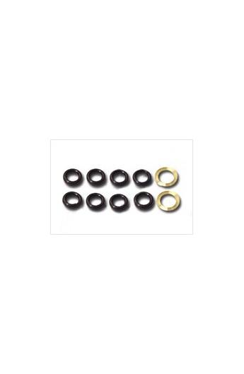 image: GL450S Dumper rubber set