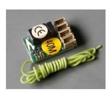 image: Receptor nano R3P4, 4 canale, banda 40 MHz
