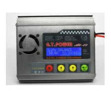 image: Incarcator GT Power A6-10A ptr. LiPo-LiIo-LiFe, NiMH, NiCd, Pb