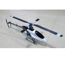 image: Elicopter Skya 450 Sport, kit metal si fibra de sticla