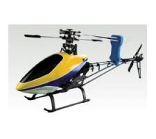 image: Elicopter Skya 500, kit metal si fibra de carbon