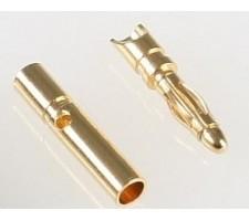 image: Conectori auriti 2 mm