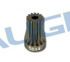 image: AH50061 Motor Pinion Gear 14T ptr. T-Rex 500