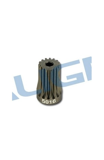 image: AH50063 Motor Pinion Gear 16T ptr. T-Rex 500