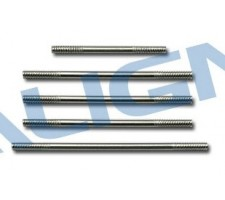 image: AH45106 Stainless Steel Linkage Rod ptr. T-Rex 450 Sport