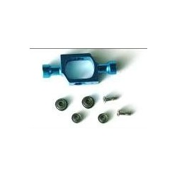 GL450C Flybar Seesaw Holder GL1128 (Blue)
