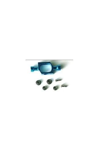 image: GL450C Flybar Seesaw Holder GL1128 (Blue)