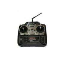 image: Spring TG661A, sistem RC 6 canale, 2.4 GHz