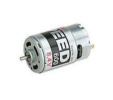 image: Motor cu perii Graupner Speed 600 7.2V