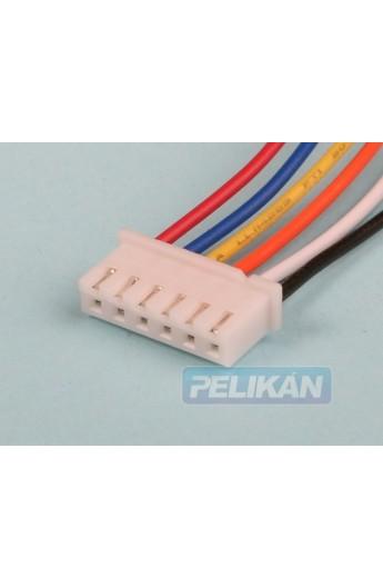 image: Conector egalizare Align (JST-XH) 5s mama cu cablu