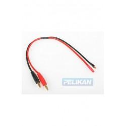 Cablu incarcare cu conectori Gold 3.5 mm
