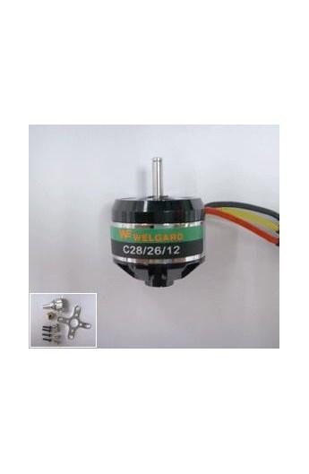 image: Motor BL C2826-14WE, KV: 1410, 12A