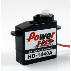 Servo micro HD-1600A, 6g/1.2 kg Power HD
