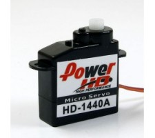 Servo micro HD-1600A, 6g/1.2 kg Power HD