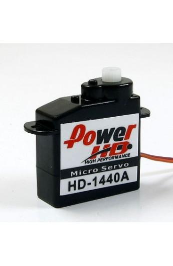 image: Servo micro HD-1600A, 6g/1.2 kg Power HD