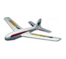 image: Aeromodel SkyRider, planor pentru zbor liber