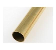 image: Teava de alama 5x4.2x1000 mm